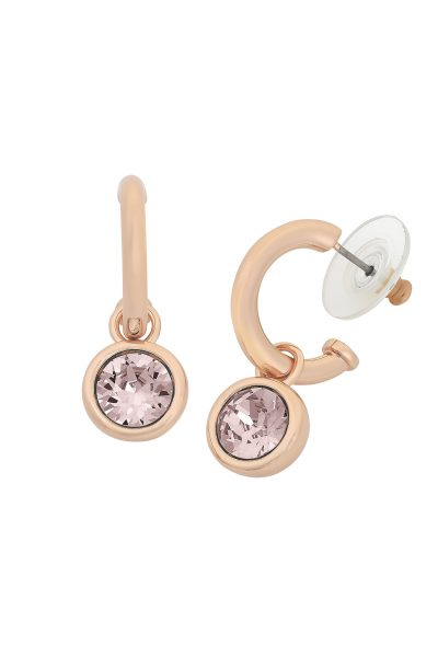 Liberte Charity RG Rose Earring