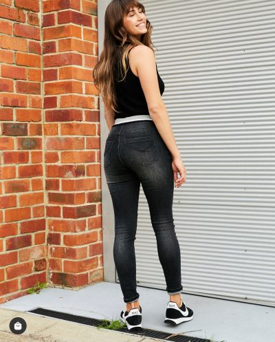 Style Laundry Super Stretch Pull On Pant