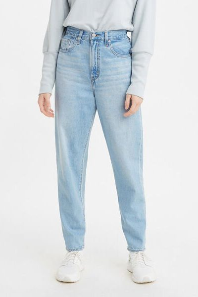 Levi's High Loose Tapered Jean Nearsighted